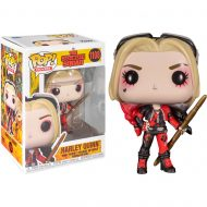 The Suicide Squad Harley Quinn Bodysuit Pop! Vinyl Figure