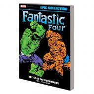 Fantastic Four Epic Collection – Battle Behemoths