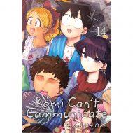 Komi Cant Communicate Gn Vol 14