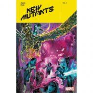 New Mutants By Vita Ayala  Vol 01