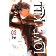 Love Of Kill Gn Vol 03
