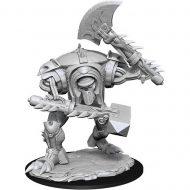 D&D fígúrur Warforged Titan