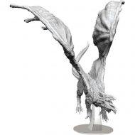 D&D fígúrur Adult White Dragon