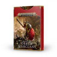 Orruk Warclans Warscroll Cards