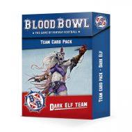 Blood Bowl Dark Elf Team Card Pack