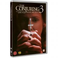 The Conjuring The Devil Made Me Do It DVD