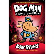 Dog Man Vol 03  – A Tale of Two kitties