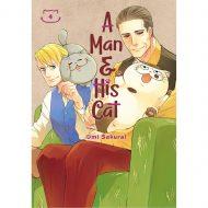 Man And His Cat  Vol 04