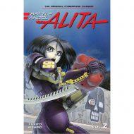 Battle Angel Alita vol 02