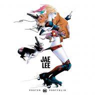 DC Poster Portfolio: Jae Lee