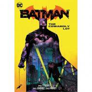 Batman vol 04 The Cowardly Lot