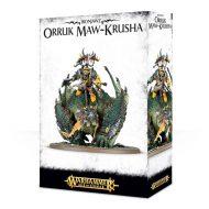 Orruk Warclans Gordrakk The Fist of Gork