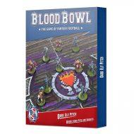 Blood Bowl Dark Elf Pitch & Dugout