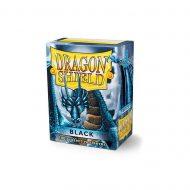 Dragon Shield Spilaplöst Classic Black (100)