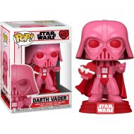 Star Wars Valentines Darth Vader with Heart Pop! Vinyl