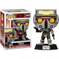 Star Wars: The Bad Batch Tech Pop! Vinyl Figure