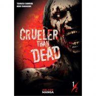 Crueler Than Dead  Vol 01