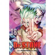 Dr Stone Gn Vol 18