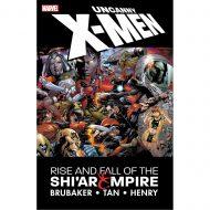 Uncanny X-Men Rise Fall Shiar Empire