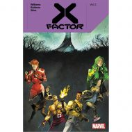 X-Factor By Leah Williams  Vol 02