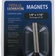 Seglar 3.2mm (1/8″) x 1.6mm (1/6″).