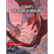 D&D Fizban's Treasury of Dragons – FORSALA