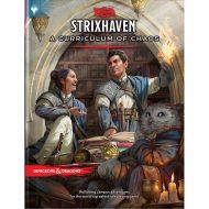 D&D Strixhaven: A Curriculum of Chaos – FORSALA
