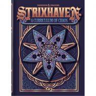 D&D Strixhaven: A Curriculum of Chaos Alternative Cover – FORSALA