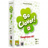 So Clover! (íslensk útgáfa)
