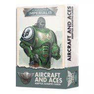 Aeronautica Imperialis Adeptus Astartes Aircraft & Aces Card Pack