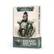 Aeronautica Imperialis Asuryani Aircraft  Aces Card Pack