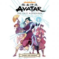 Avatar the Last Airbender: Smoke and Shadow Omnibus