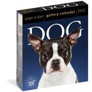 Dog Gallery  – borðdagatal 2022