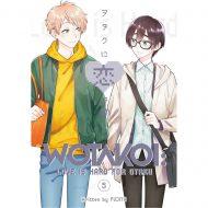 Wotakoi: Love is Hard for Otaku vol 05