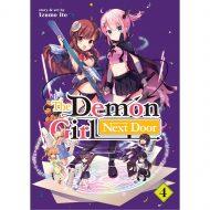 Demon Girl Next Door vol 04