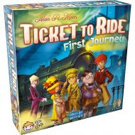 Ticket to Ride: First Journey USA