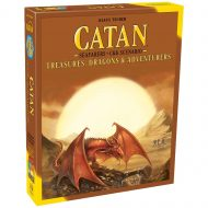 Catan Treasures, Dragons & Adventurers