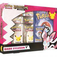 Pokémon Celebrations Collection: Dark Sylveon V