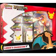 Pokémon Celebrations Collection: Lance's Charizard V