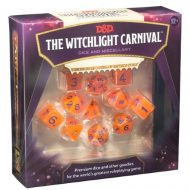 D&D 5th Witchlight Carnival Dice Set